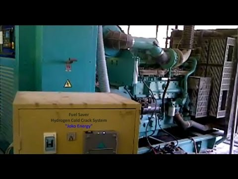 Fuel Saver on Genset Cummins 500KVA (HCCS VS HHO) Part-2