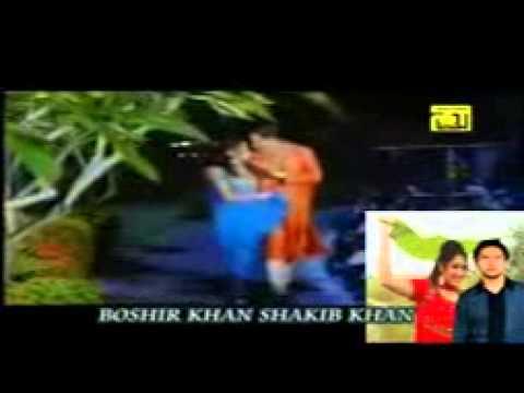 Shakib Khan & Apu Biswas - Amar Bhalobashar Chad hot song of the year