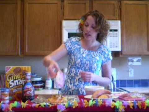 KRAFT COOKING CHALLENGE: Foil-Pack Aloha Pork