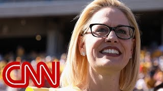 Democrat Kyrsten Sinema wins Arizona Senate race - CNN