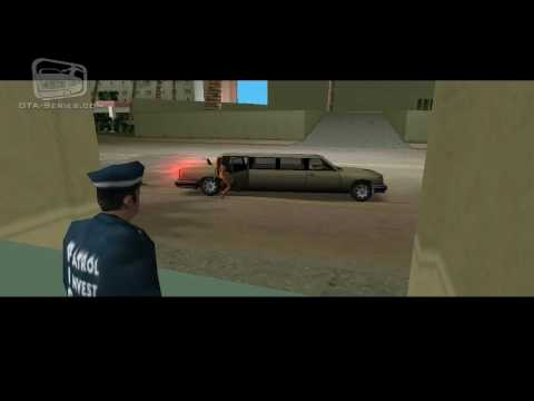 GTA Vice City Mission #59 - Martha's Mug Shot (HD)