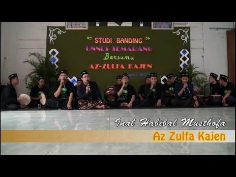 Innal Habibal Mustofa - Silaturahim UKM Remo Unnes with Az Zulfa