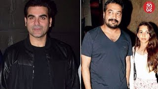 Arbaaz Keeps A Special Screening Of 'Nirdosh' | Anurag Kashyap's Daughter To Enter Bollywood? - ZOOMDEKHO