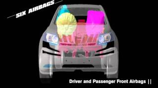 FEATURES : 6 Air Bags - XUV500