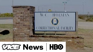VICE News Tonight: Inside The Prison Strikes Rippling Across The Country - VICENEWS