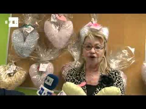 Una almohada para mejorar el bienestar de las mujeres operadas de cáncer de mama