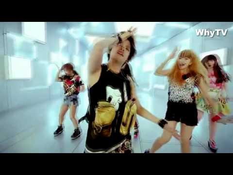 F(x) ft.SHINee - Electric Shock Teaser (fanmade)