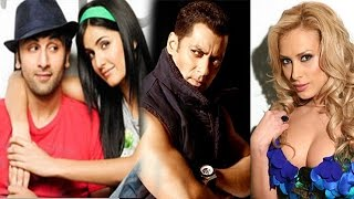Ranbir Kapoor bans the media for Katrina Kaif, Salman Khan committed to Lulia Vantur