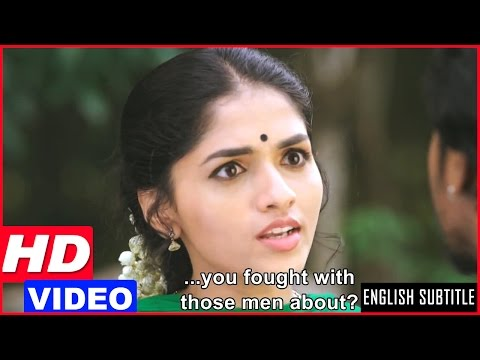 Vanmam Tamil Movie - Kreshna and Sunaina kissing Scene