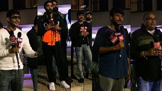 Tollywood Cricket Association Press Meet in Boston, USA | Srikanth | Tarun | Nikhil - IGTELUGU