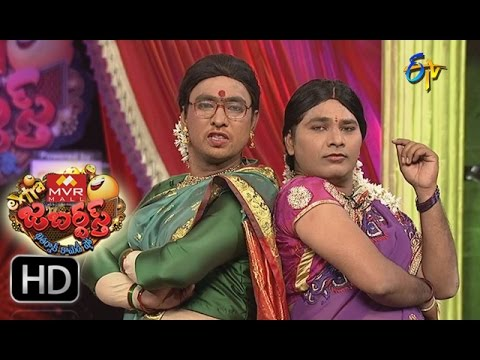 Extra Jabardasth - Adhire Abhinay Performance - 8th January 2016 - ఎక్స్ ట్రా జబర్దస్త్ | cinevedika.com