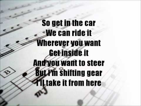 Moves Like Jagger--- Maroon 5 --- LYRICS