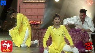 Tanvi Performance Promo - Dhee Champions (#Dhee12) - 29th January 2020 - Sudigali Sudheer - MALLEMALATV