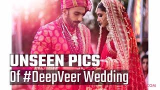 Unseen pictures from Deepika Padukone & Ranveer Singh's Wedding | DeepVeer - ZOOMDEKHO