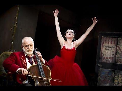 SIŁA PRZYZWYCZAJENIA T. Bernharda w Teatrze Ateneum.