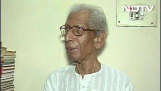 हिंदी के सबसे गंभीर आलोचक और साहित्यकार नामवर सिंह का निधन - NDTVINDIA