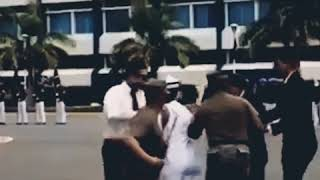 'This isn't for me!' - Sailor breaks ranks at Ecuadorian Navy initiation ceremony - RUSSIATODAY