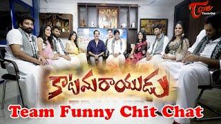 Katamarayudu Team Hilarious Interview  Pawan Kalyan, Shruti Haasan, Ali - TELUGUONE