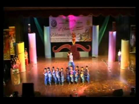 Deva Shree Ganesha --(Film Agnipath)- Performed by Senior Girls & Boys