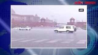 video : दिल्ली-एनसीआर में भारी बारिश के बाद लोगों को मिली गर्मी से राहत