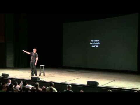 Rob Bell - Death by Paper Cuts - Poets/Prophets/Preachers #5