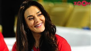 Preity Zinta Happy With Mumbai Indians Being Eliminated From IPL 2018? - ZOOMDEKHO