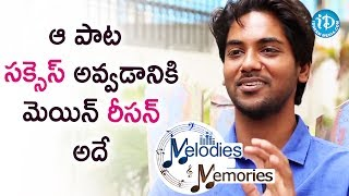 Sweekar Agasthi About Chiranjeevi's Shatamanamannadile Song || Melodies And Memories - IDREAMMOVIES