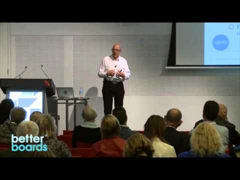 MoBTV Presents - Morri Young at Better Boards Conference