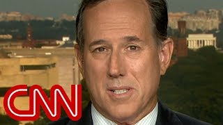 Camerota to Santorum: Do you get dizzy from living in upside-down world? - CNN