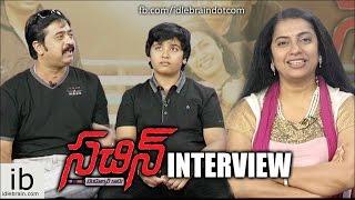 Sachin Tendulkar Kadu team interview 2 - idlebrain.com - IDLEBRAINLIVE