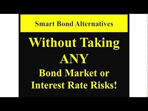 Bond Alternatives - How to Safely Beat Low Bond Yields?