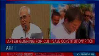 Congress to launch 'Save the constitution' campaign; aim to highlight 'attack on constitution' - NEWSXLIVE