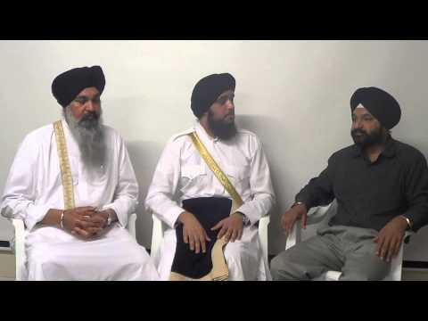 Bhai Bhupinder Singh Rangila and Bhai Gurnimit Singh Raaj Ranfila Interview