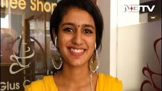 Priya Varrier says Oru Adaar Love Controversy Was 'Unexpected' - NDTV
