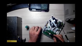 Ремонт USB разъема в ROLSEN RPD-7D05G