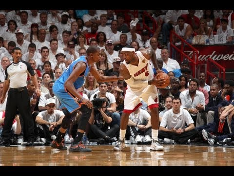 NBA Micro-Movie: 2012 Finals - Game 4