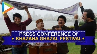 Anuo Jalota At PC Of Announce khazana Ghazal Festival - HUNGAMA