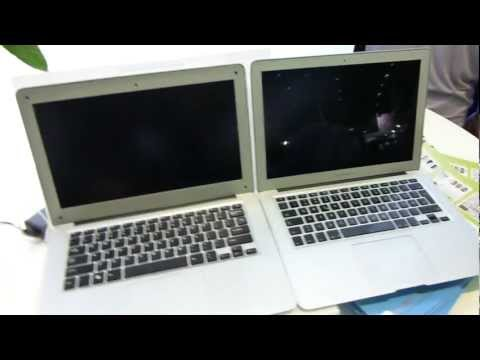 Dianji DI1303E Macbook Air Fake Hands On
