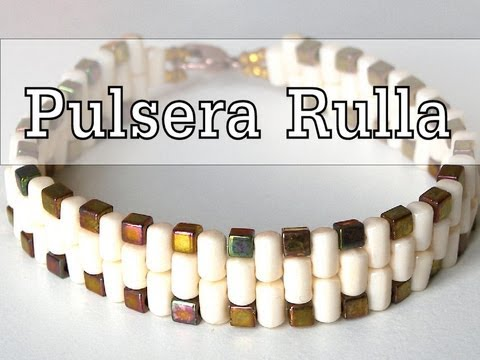 Abalorios DIY - Pulsera con cuentas Rulla 