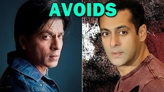 Shahrukh Khan avoiding to go on Salman Khan's show! - TOP STORY