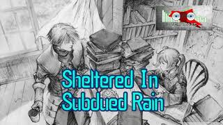 Royalty FreeBackground:Sheltered In [Subdued Rain]
