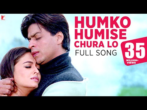 &quot;Humko Humise Chura Lo&quot; - Song - MOHABBATEIN -roPpfxetuYQ