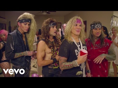 "Steel Panther - ""Party Like Tomorrow Is The End Of The World"""