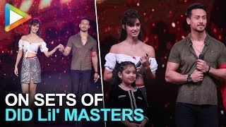 Tiger Shroff And Disha Patani On Sets Of DID Lil' Masters | Bollywood Hungama - HUNGAMA