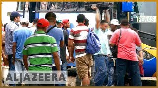 🇳🇮Thousands flee Nicaragua to escape government crackdown l Al Jazeera English - ALJAZEERAENGLISH