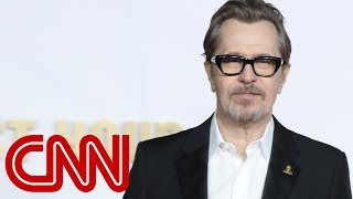 Gary Oldman on slipping into Winston Churchill's skin - CNN