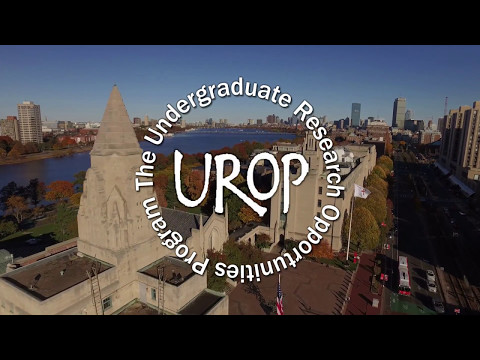 UROP – Connecting Student Researchers with Faculty Mentors