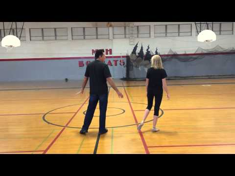 IBA Dance Camp 2014 Preteen Swing Solo Combinations