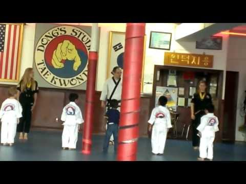 GRANT AT MARTIAL ARTS SCHOOL VIDEO00581]