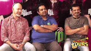 Shankar Ehsaan Loy Exclusive Interview on Kill Dil Part 1 - HUNGAMA